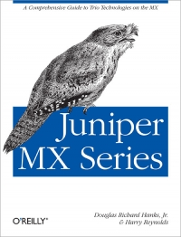 Juniper MX Series Free Ebook