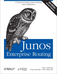 Junos Enterprise Routing, 2nd Edition Free Ebook