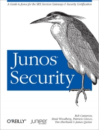 Junos Security Free Ebook
