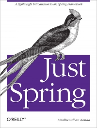Just Spring Free Ebook