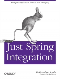 Just Spring Integration Free Ebook