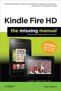 Kindle Fire HD: The Missing Manual, 2nd Edition Free Ebook