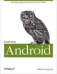 Learning Android Free Ebook