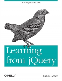 Learning from jQuery Free Ebook