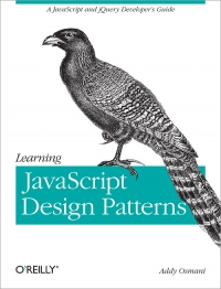 Learning JavaScript Design Patterns Free Ebook