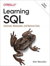 Learning SQL, 3rd Edition
