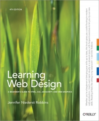 Learning Web Design, 4th Edition Free Ebook