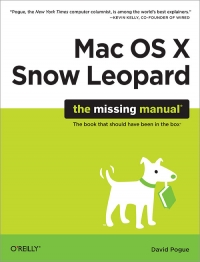 Mac OS X Snow Leopard: The Missing Manual Free Ebook