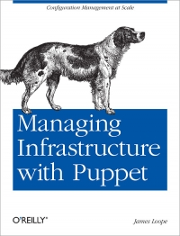 Managing Infrastructure with Puppet Free Ebook