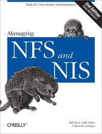 Managing NFS and NIS, 2nd Edition Free Ebook