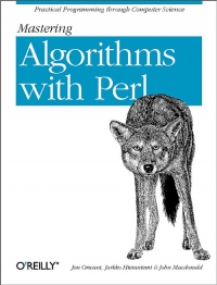 Mastering Algorithms with Perl Free Ebook