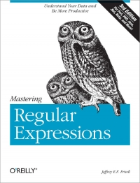 Mastering Regular Expressions, 3rd Edition Free Ebook