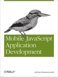 Mobile JavaScript Application Development Free Ebook