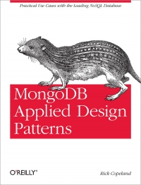 MongoDB Applied Design Patterns Free Ebook