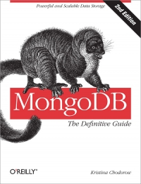 MongoDB: The Definitive Guide, 2nd Edition Free Ebook