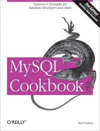 MySQL Cookbook, 2nd Edition