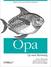 Opa: Up and Running Free Ebook