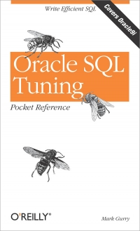 Oracle SQL Tuning Pocket Reference Free Ebook