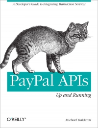 PayPal APIs: Up and Running Free Ebook