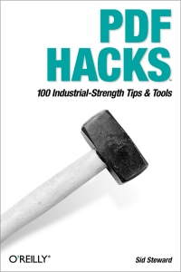 PDF Hacks Free Ebook