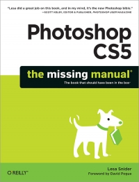 Photoshop CS5: The Missing Manual Free Ebook