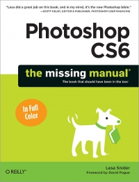 Photoshop CS6: The Missing Manual Free Ebook