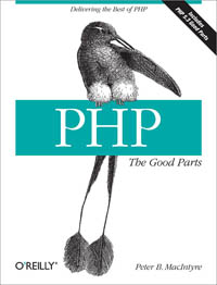 PHP: The Good Parts Free Ebook