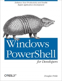Windows PowerShell for Developers Free Ebook