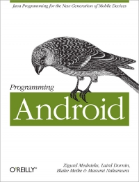 Programming Android Free Ebook