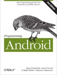 Programming Android, 2nd Edition Free Ebook