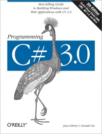 Programming C# 3.0, Fifth Edition Free Ebook