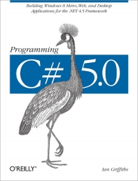 Programming C# 5.0 Free Ebook