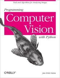 Programming Computer Vision with Python Free Ebook