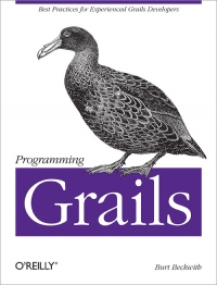 Programming Grails Free Ebook