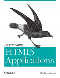 Programming HTML5 Applications Free Ebook