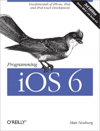 Programming iOS 6, 3rd Edition