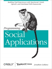 Programming Social Applications Free Ebook