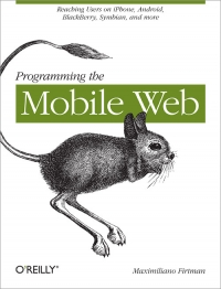 Programming the Mobile Web Free Ebook