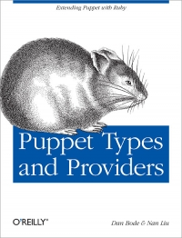 Puppet Types and Providers Free Ebook