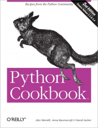Python Cookbook, 2nd Edition