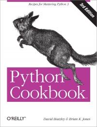 Python Cookbook, 3rd Edition