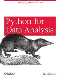 Python for Data Analysis Free Ebook