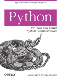 Python for Unix and Linux System Administration Free Ebook