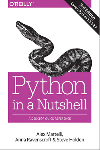 Python in a Nutshell, 3rd Edition