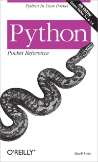 Python Pocket Reference, 4th Edition Free Ebook