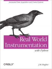 Real World Instrumentation with Python Free Ebook