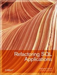 Refactoring SQL Applications Free Ebook