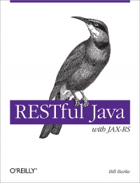 RESTful Java with JAX-RS Free Ebook