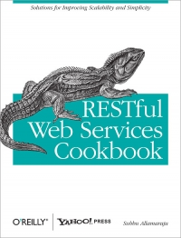 RESTful Web Services Cookbook Free Ebook