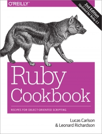 Ruby Cookbook, 2nd Edition